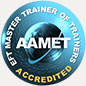 AAMET Accredited EFT Master Trainer of Trainers